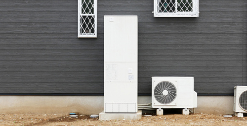 エコキュートの電気代は なんと電気温水器の4分の1!